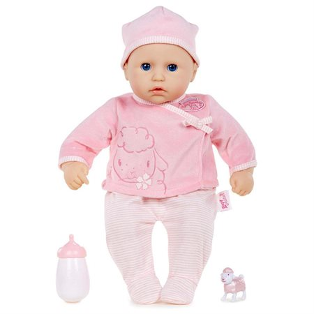MGA Entertainment My First Baby Annabell Doll- Let's Play