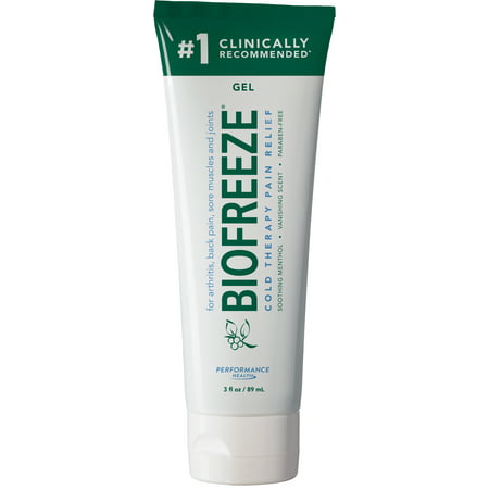 BioFreeze Pain Relief Gel 3 fl oz