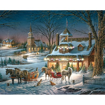 Terry Redlin Evening Rehearsal Jigsaw Puzzle, 1000-pieces, 24