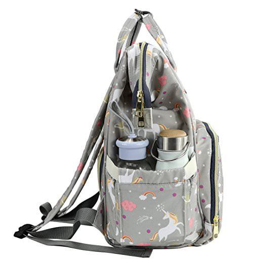 3992b53089c5 Unicorn Cloud Diaper Nappy Backpack