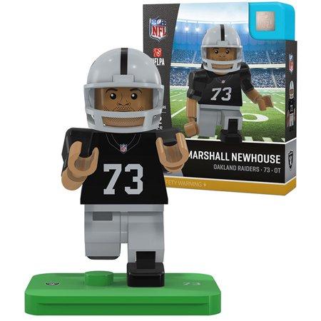 Marshall Player (Marshall Newhouse Oakland Raiders OYO Sports Generation 5 Player Minifigure - No Size )