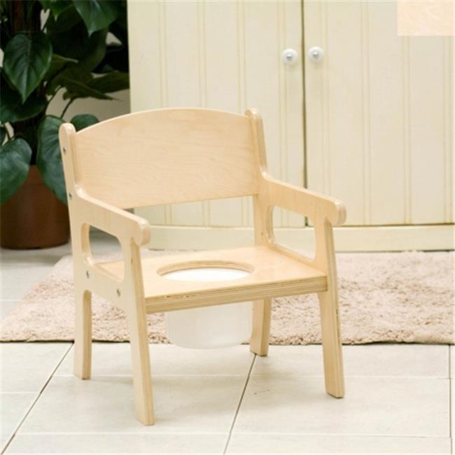 Little Colorado 027UNF Handcrafted Potty Chair