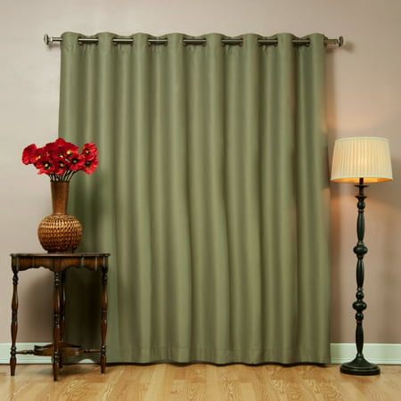 Quality Home Flame Retardant Wide Basic Blackout Curtain