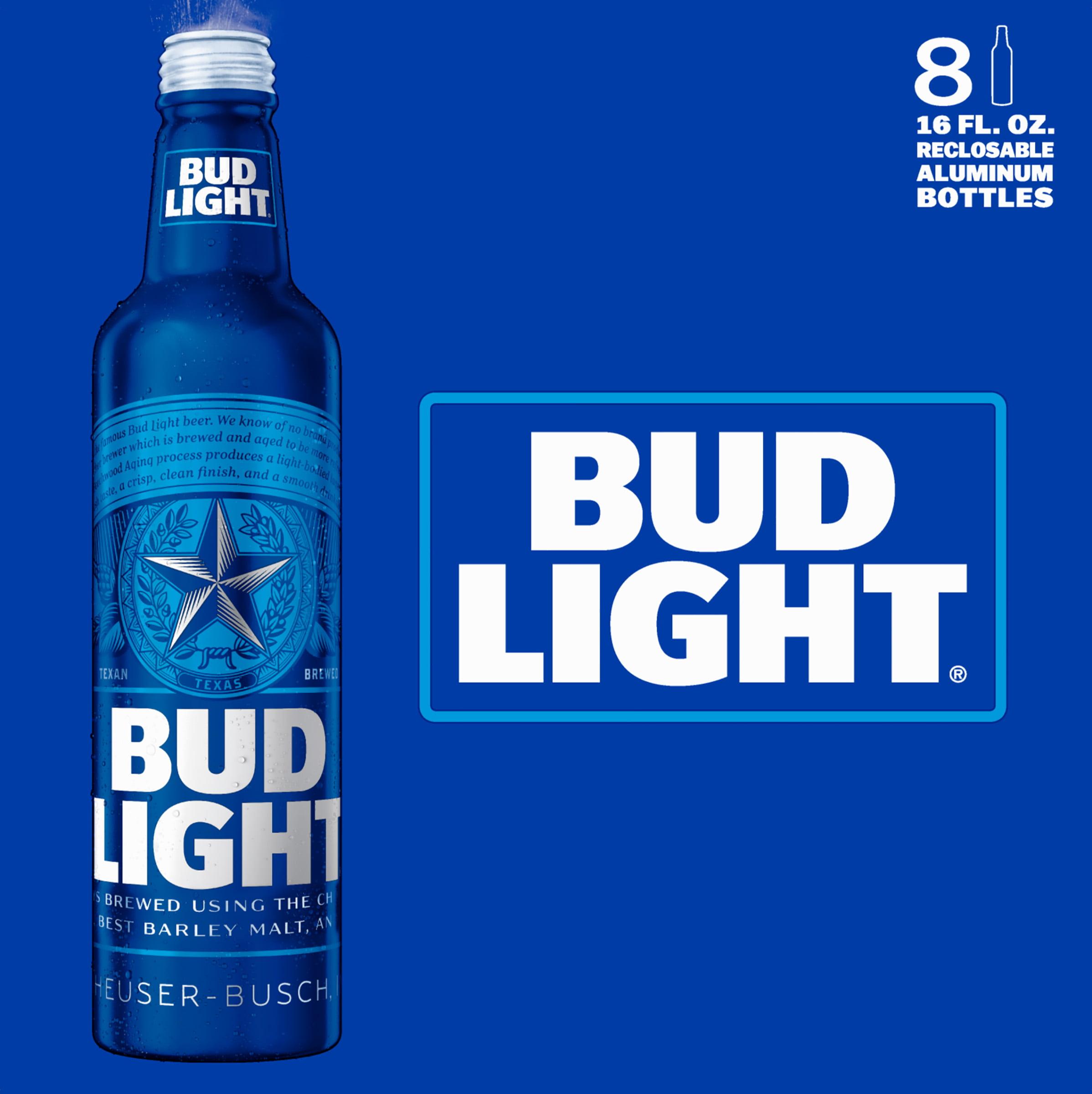 Bud Light Beer 8 pack fl oz Walmart