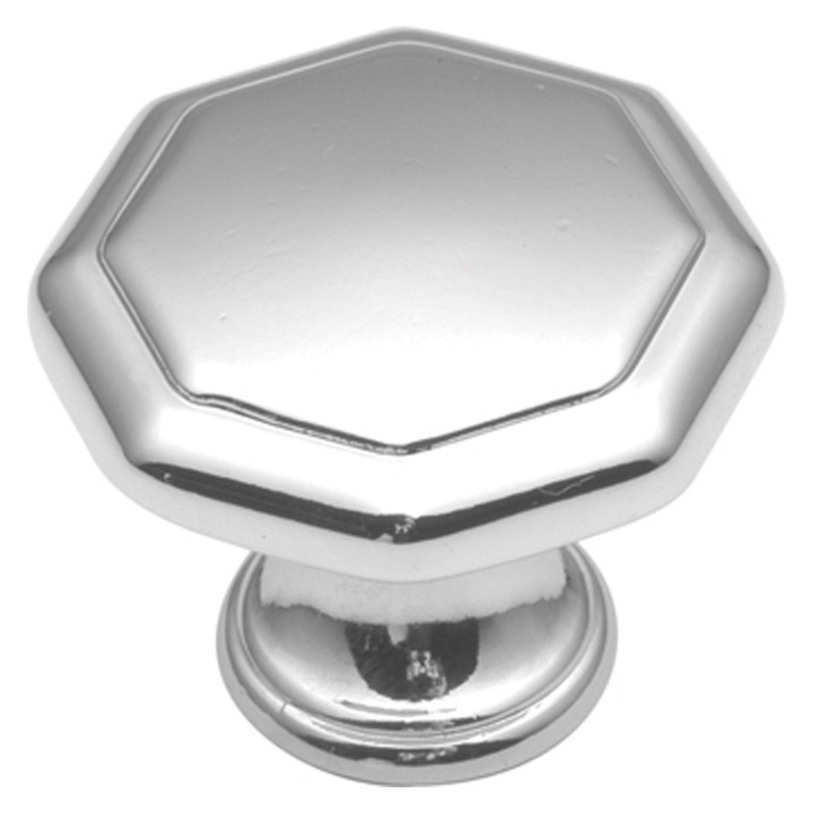Hickory Hardware Conquest Octagonal Knob