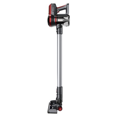 Beaudens Vacuum Cleaner, Lightweight Cordless Handheld 2-in-1 Upright Stick,9Kpa High Suction Stick Vacuum Cleaner with 45min Run-time and 3 Stages Filtration for Carpet Hard Floor Car Pet