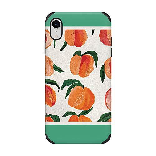 phone protection. phone sleeve Peach Tone Crochet Phone Case iPhone 11