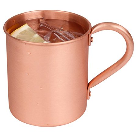 Copper Moscow Mule Cocktail Glasses