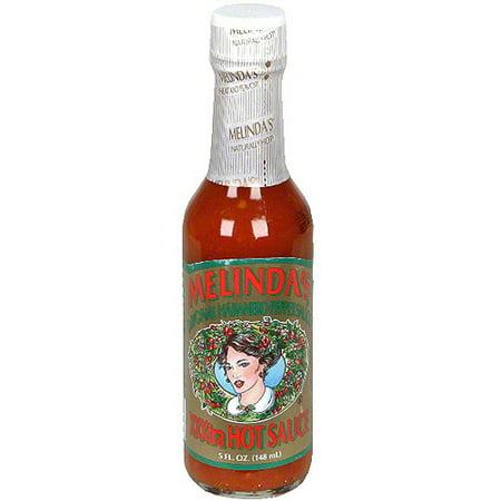 Melindas Hot Sauce (Melinda's Xxxtra Hot Pepper Sauce, 5 oz (Pack of)