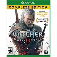 The Witcher 3 Wild Complete Warner Bros, Xbox One, 883929556502