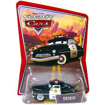 Disney Cars Series 1 Sheriff Diecast Car Walmart Com