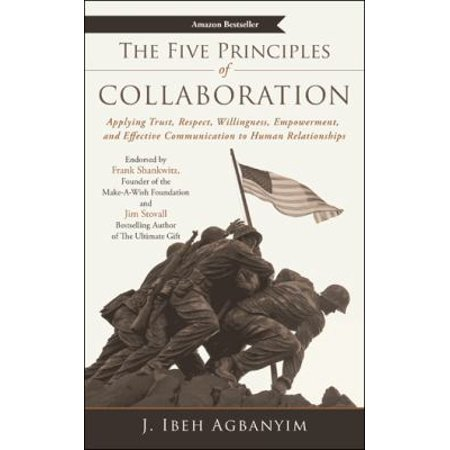 The Five Principles Of Collaboration  Applying Trust  Respect  Willingness  Empowerment  And Effective Communication To Human Relationships