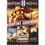 8 Western Movies, Vol. 8 by Platinum Disc