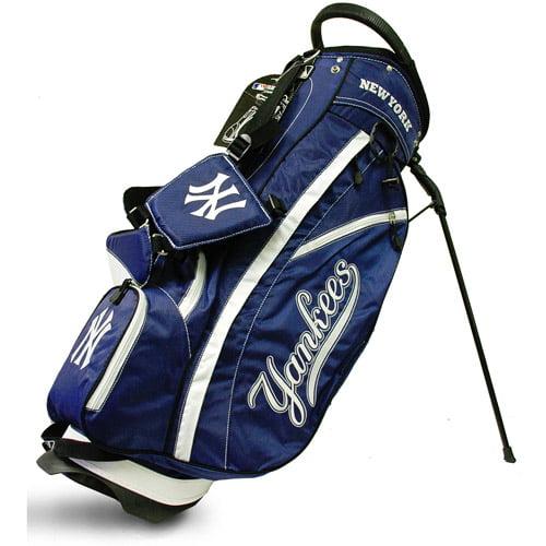 Team Golf MLB New York Yankees Fairway Golf Stand Bag