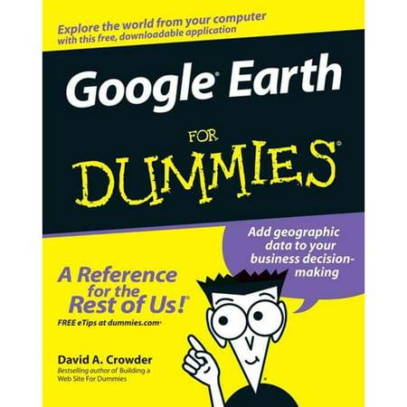 Google Earth For Dummies