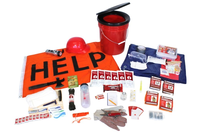 Guardian SKQK Earthquake Emergency Kit by