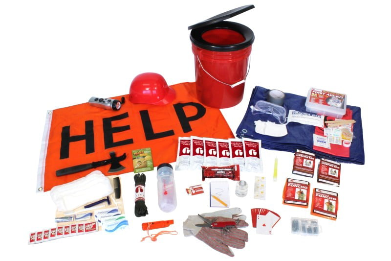 Guardian SKQK Earthquake Emergency Kit by Guardian Survival Gear