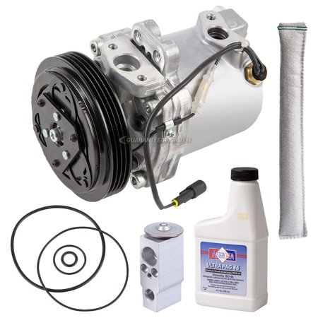 AC Compressor w/ A/C Repair Kit For Suzuki Grand Vitara (Suzuki Vitara Jeep)