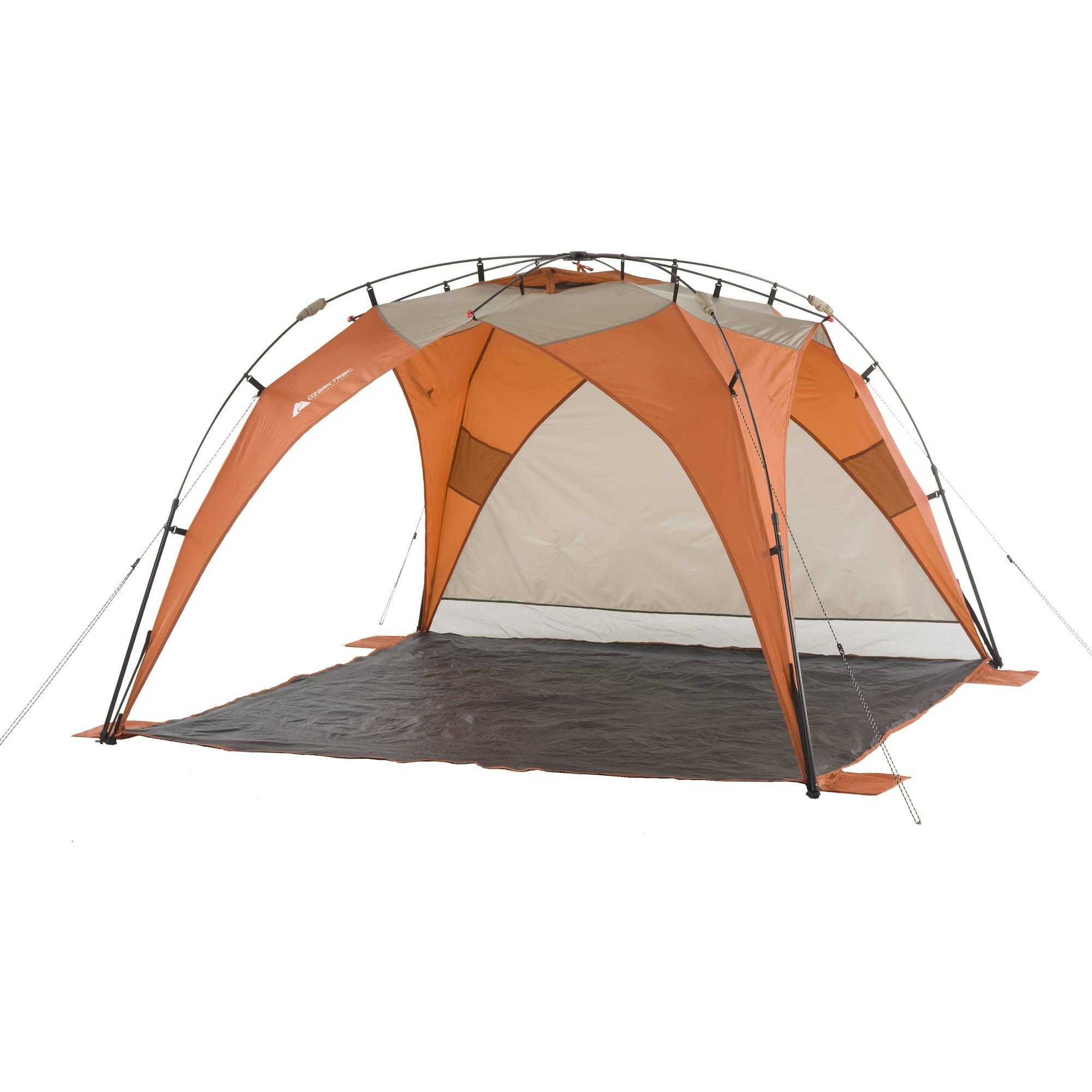 Ozark Trail 8' x 8' Instant Sun Shade with Removable Sun Wall