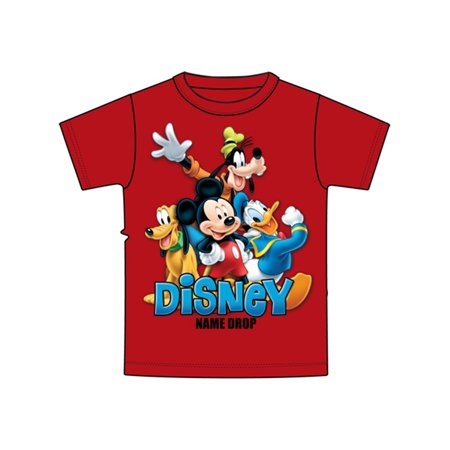 Disney Toddler Mickey and Friends Pluto Donald Goofy 4T