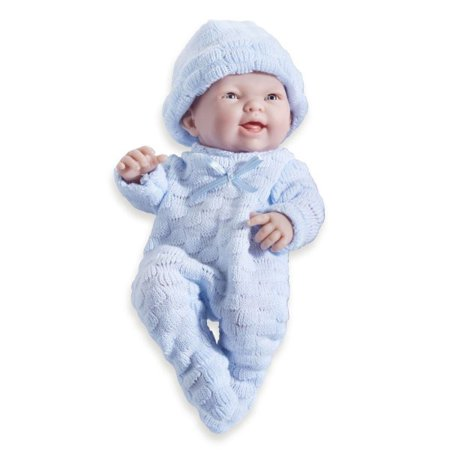 JC Toys Mini La Newborn Doll - Realistic 9.5
