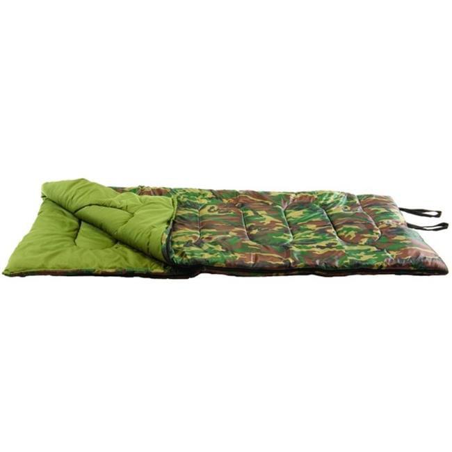 Texsport 15233 Base Camp Sleeping Bag by Texsport