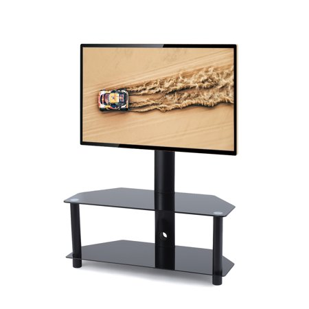 Black Friday Deals Tavr Furniture Universal Swivel Tv Stand With Mount Gl