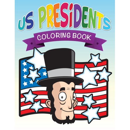 US Presidents Coloring Books