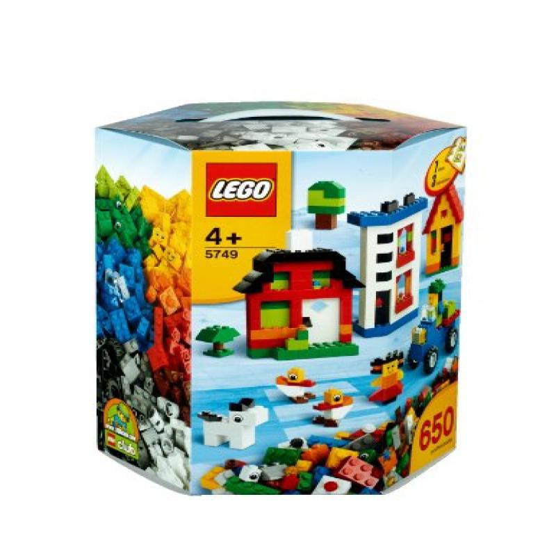 LEGO Creative Building Kit, 650 pieces 5749