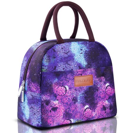 052e98d3dad4 BALORAY Lunch Bag Tote Bag Lunch Bag for Women Lunch Box Insulated Lunch  Container(Starry)
