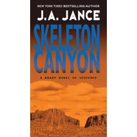 Joanna Brady Mysteries: Skeleton Canyon (Paperback)