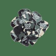 Ernie Ball Heavy Camouflage Picks, Bag of 12, P09223