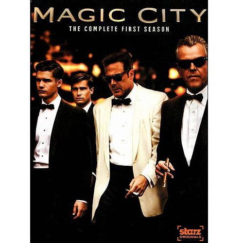 Starz Magic City-season 1 [dvd/3 Disc]