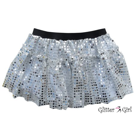 9b03f3e48a Glitter Girl - Glitter Girl - Women's Sequin Running Skirt | Sparkle,  Costume, Princess 5K Run - Walmart.com