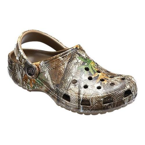 Crocs Adult Classic Realtree Edge Clogs