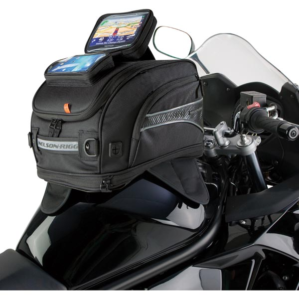 Nelson Rigg CL-2020 Magnetic Mount GPS Tank Bag