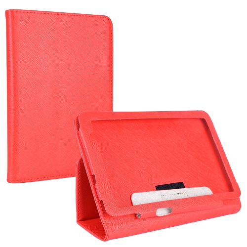 "Digital2 ACC700A 7"" Tablet Leatherette Protective Magnetic Folio Case"