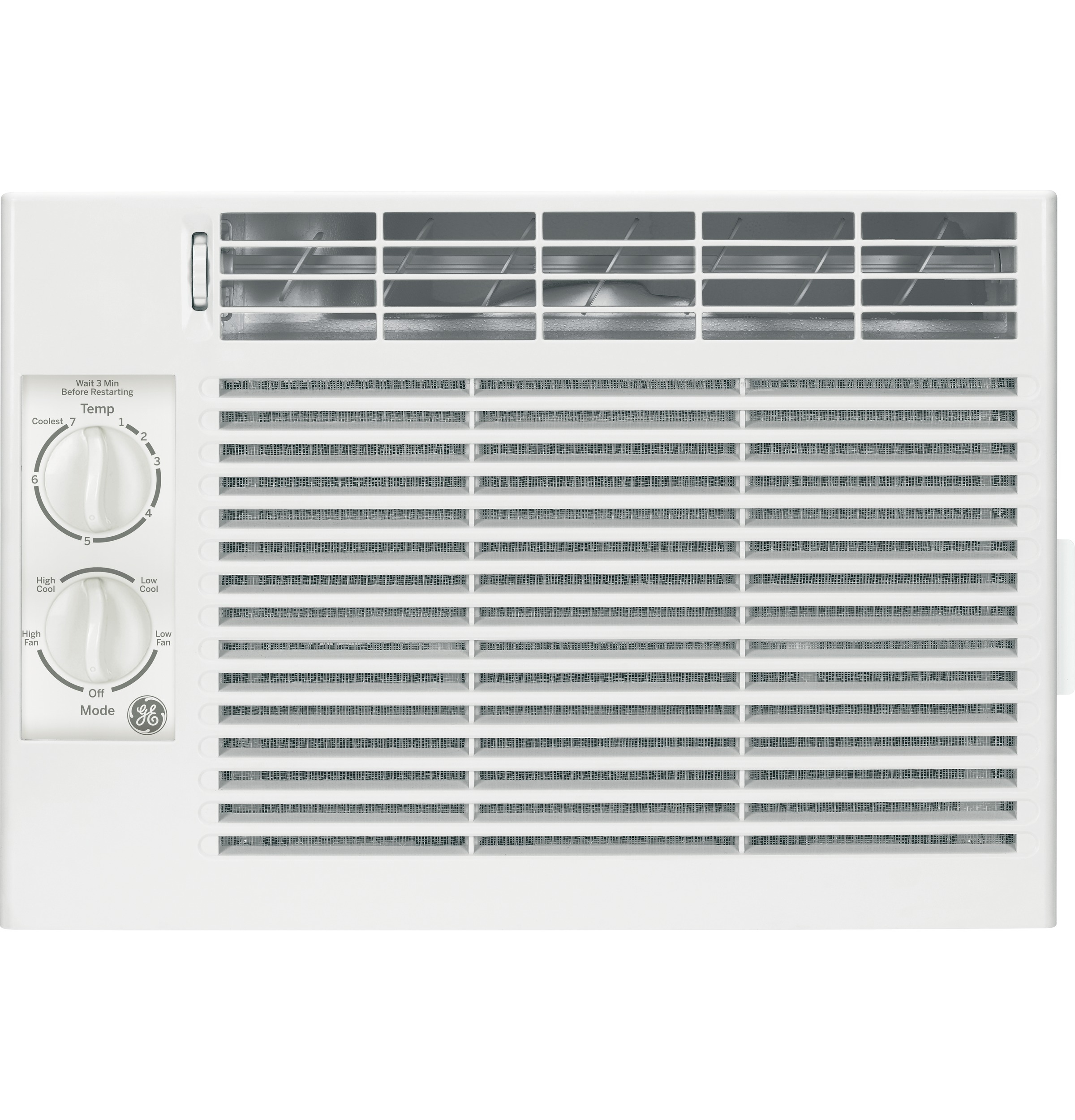 Ge 5000 Btu Mechanical Air Conditioner 115v Gray Aet05lx Day And Night Wiring Diagram