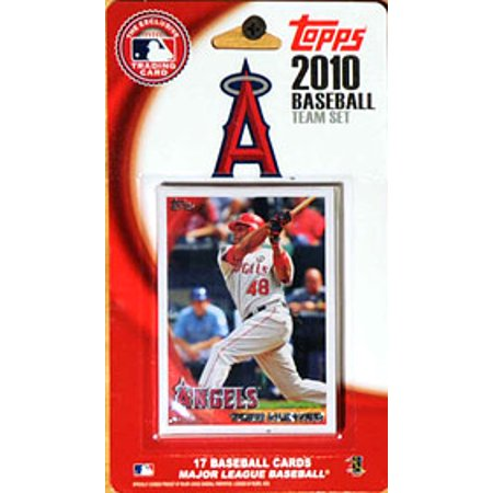 Los Angeles Angels of Anaheim 2010 Topps Team Set