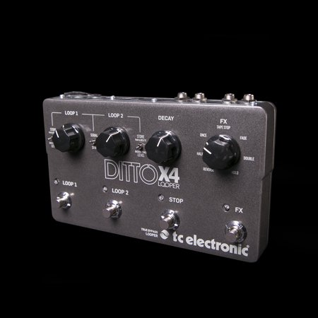 TC Electronic Ditto Looper X4 Guitar Pedal