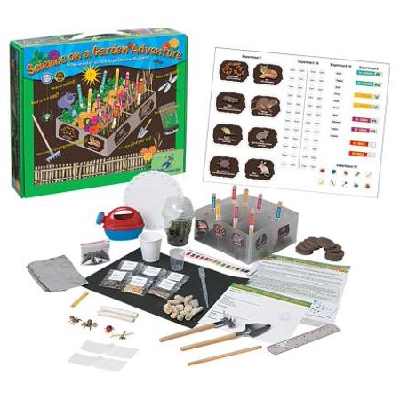 Science on a Gardening Adventure - Experiments (Dna Experiment Kit)