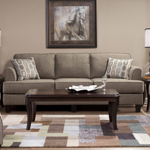Serta Upholstery Sofa Walmart Com