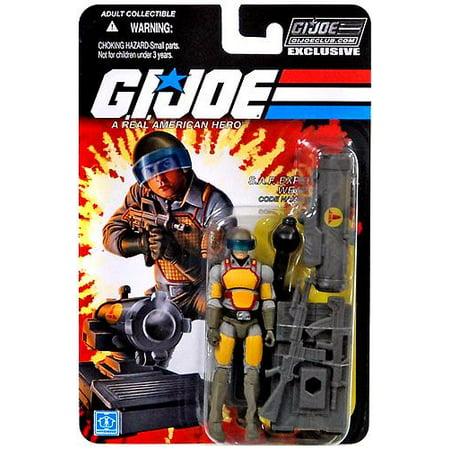 GI Joe 2013 Subscription Exclusive Bombardier Action (Exclusive Gi Joe)