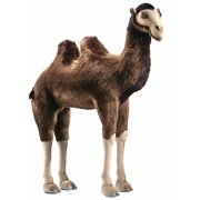 Ride-On 2-Hump Camel Plush Stuffed Animal