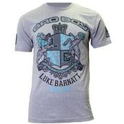Luke Barnatt Walkout T-Shirt - Dark Gray
