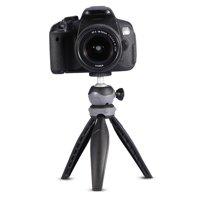 EOTVIA 1/4 Camera Tripod,XILETU Mini Tabletop Tripod with Detachable 360° Rotation Ball Head for Digital Camera Phone, Ball Head Tripod