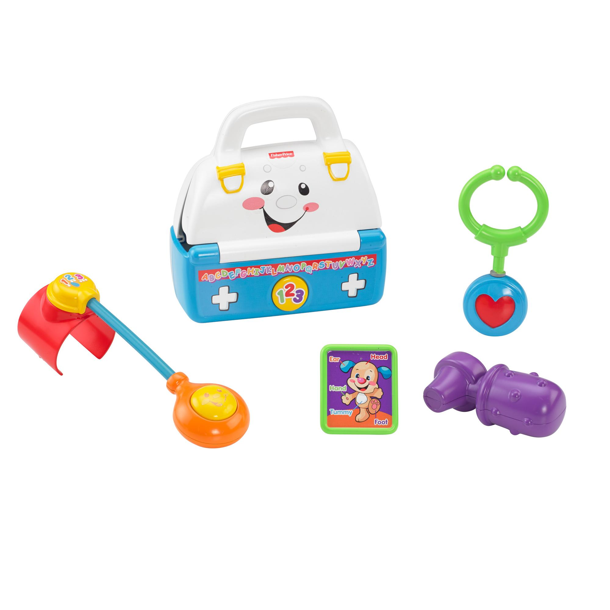 Fisher Price Laugh & Learn Sing-a-Song Med Kit by Fisher-Price