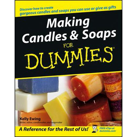 Fantasy Football Dummies (Making Candles & Soaps for)
