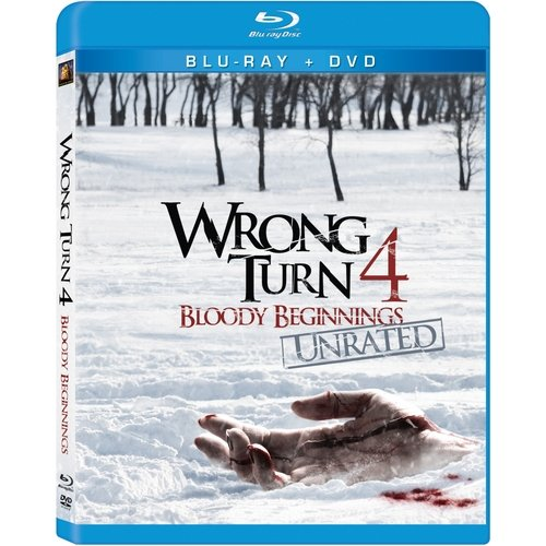 Wrong Turn 4: Bloody Beginnings (Rated/Unrated) (Blu-ray) (Widescreen)