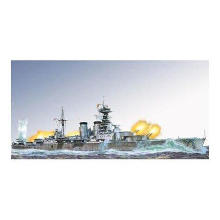 Hms Hood Battleship - 1/400 HMS Hood Battleship Multi-Colored